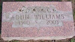 Addie Williams