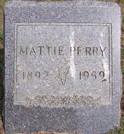 Mattie Perry