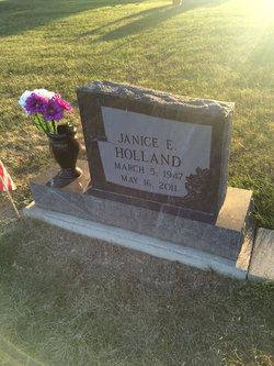Janice E. <I>Van Loon</I> Holland