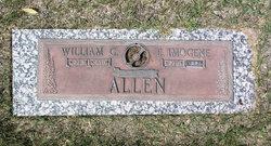 Effie Imogene <I>Burnett</I> Allen