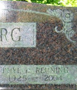 Phyllis <I>Reuning</I> Berg