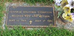 Frankie Josephine <I>Shuford</I> Compton