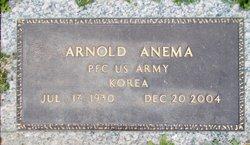 Arnold Anema
