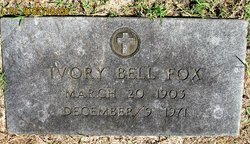 Ivory Belle <I>Self</I> Fox
