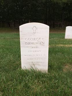 George L Dahlman