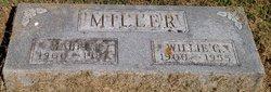 Mabel Frances <I>Shumaker</I> Miller