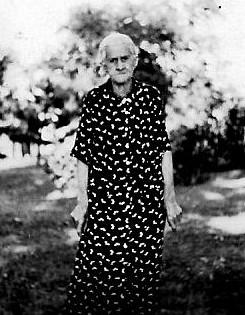 Mary Valetta <I>Beatty</I> Evans