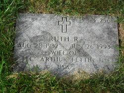 Ruth R Fettig