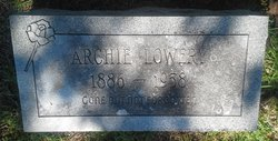 Archie Lowery