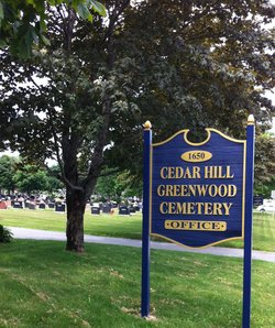 Cedar Hill Extension Cemetery
