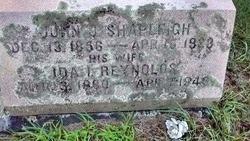 Ida Isadore <I>Reynolds</I> Shapleigh