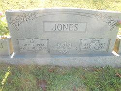 Joyce <I>Roark</I> Jones
