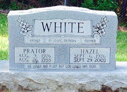 Prator White