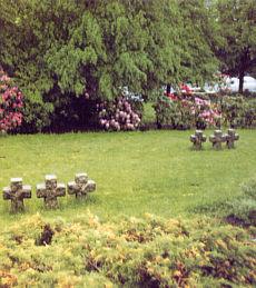 Bergen-Solheim German WAR Cemetery