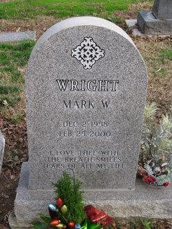 Mark W Wright
