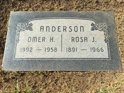 Omer Harper Anderson Sr.