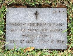 Thomas Charles Sloane