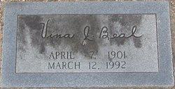 "Melvina ""Vina"" <I>Barnett</I> Brooks"