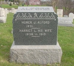 Harriet Lucena <I>Gilbert</I> Alford
