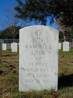 Ramiro L Cruz