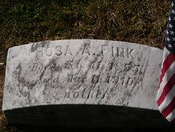 Rosa A. Fink