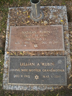 Lillian Arline <I>Cohen</I> Rubin