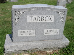 Virginia Ellen <I>Poole</I> Tarbox