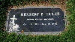 Herbert Richard Euler