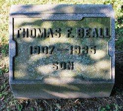 Thomas F. Beall