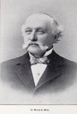 Myron Holley Mills