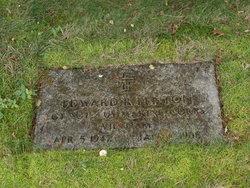Edward R Fenton