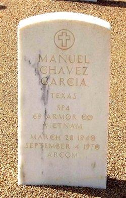 Manuel Chavez Garcia