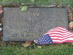 Christian Andersen Gautvik
