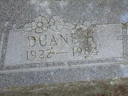 Duane Harlan Detert