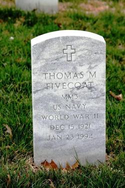 Thomas Mathew Fivecoat, Jr