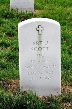 Art J Scott