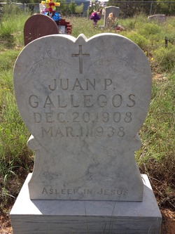 Juan P Gallegos