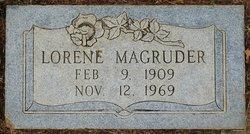 Lorene Magruder