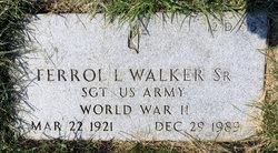 Ferrol L. Walker, Sr