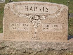 Alvaretta <I>Moore</I> Harris