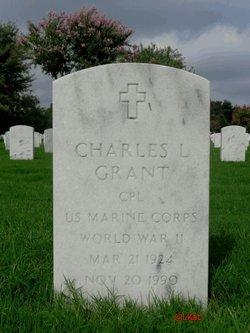 Charles L Grant
