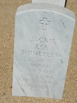 Jackie Lee Shineflew