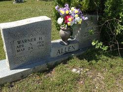 Warner Harmon Allen