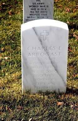 Charles E Arbogast