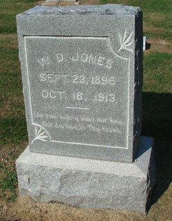 William David Jones