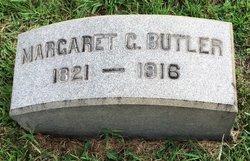 Margaret Gaul <I>Colflesh</I> Butler
