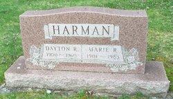 Dayton Roy Harman