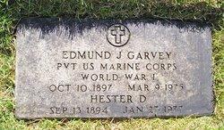 PVT Edmund John Garvey