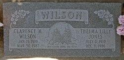 Clarence M Wilson, Sr