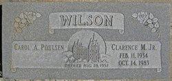 Clarence Marcele Wilson, Jr
